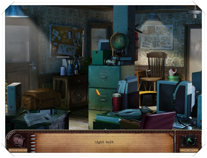 Minds Eye - Secrets of the Forgotten - Imagem 3 do software
