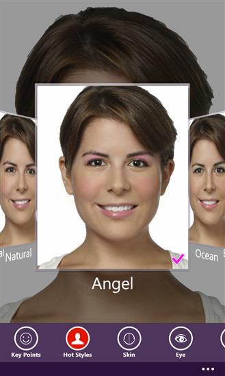 Perfect365 - Imagem 2 do software