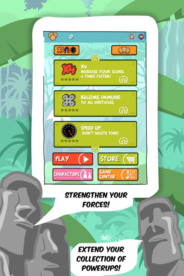 Ninja Jumps: The Crazy Ropes - Imagem 2 do software