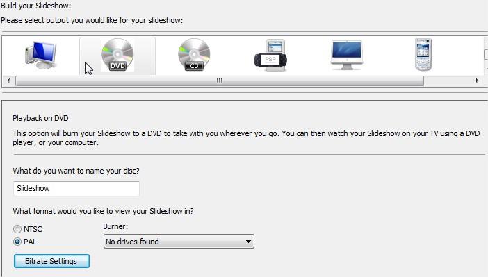PhotoStage Slideshow - Imagem 3 do software
