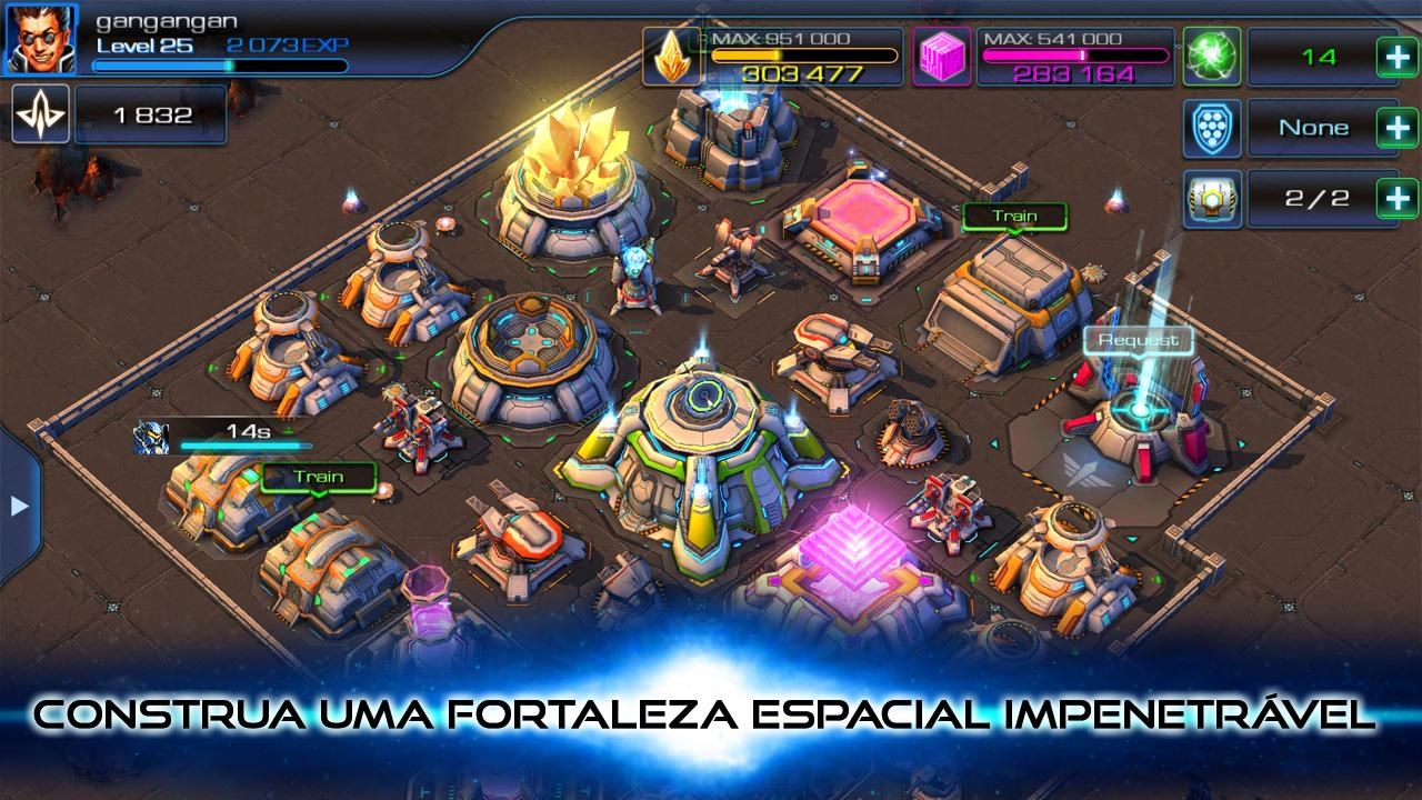 Galaxy Faction - Imagem 1 do software