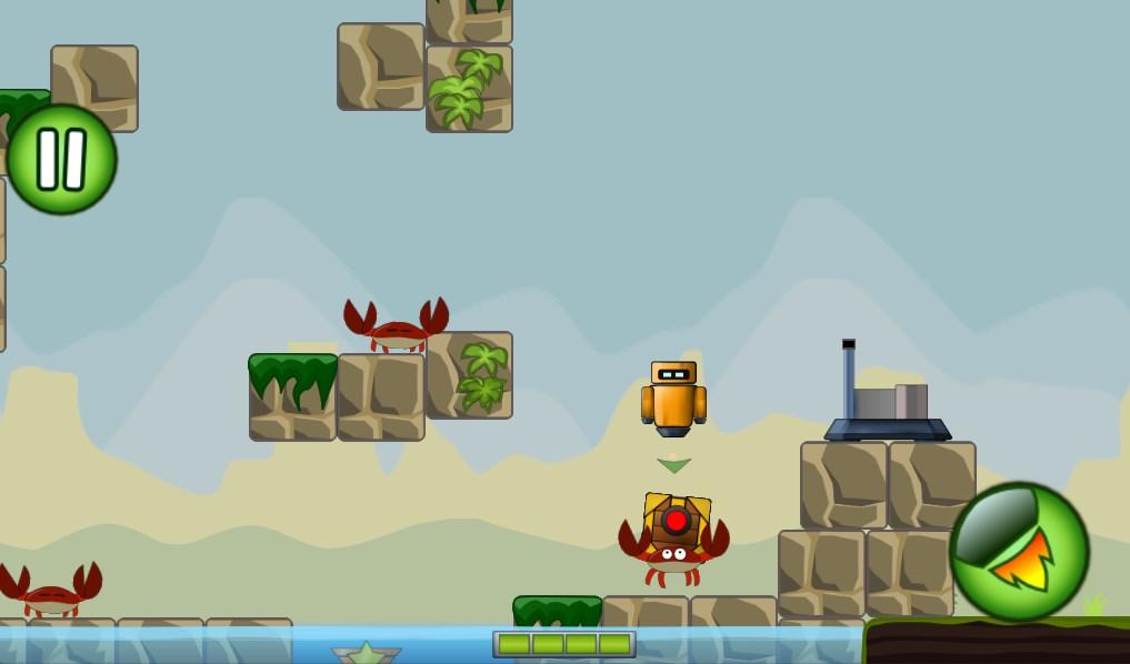 Rocket Robot - Imagem 1 do software