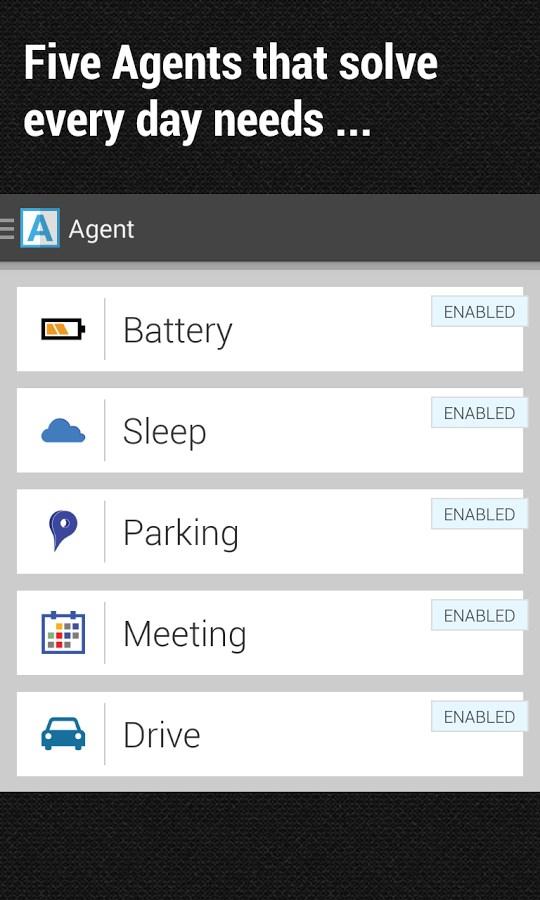 Agent – battery saver & more - Imagem 1 do software
