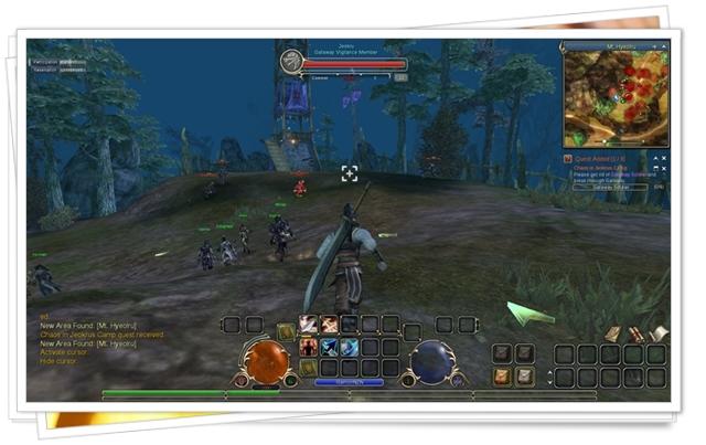 Sistema de batalha dinâmico e complexo