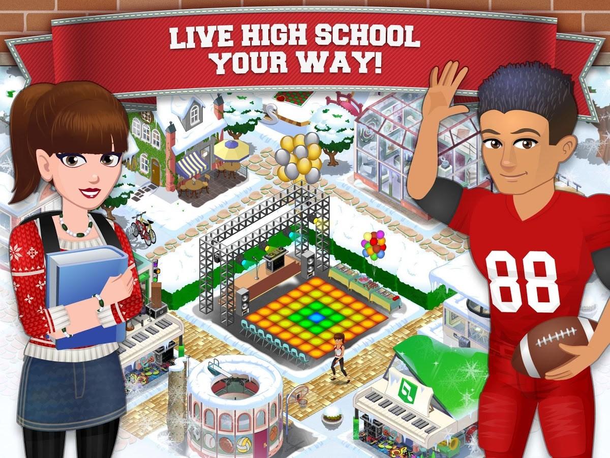 High School Story - Imagem 1 do software
