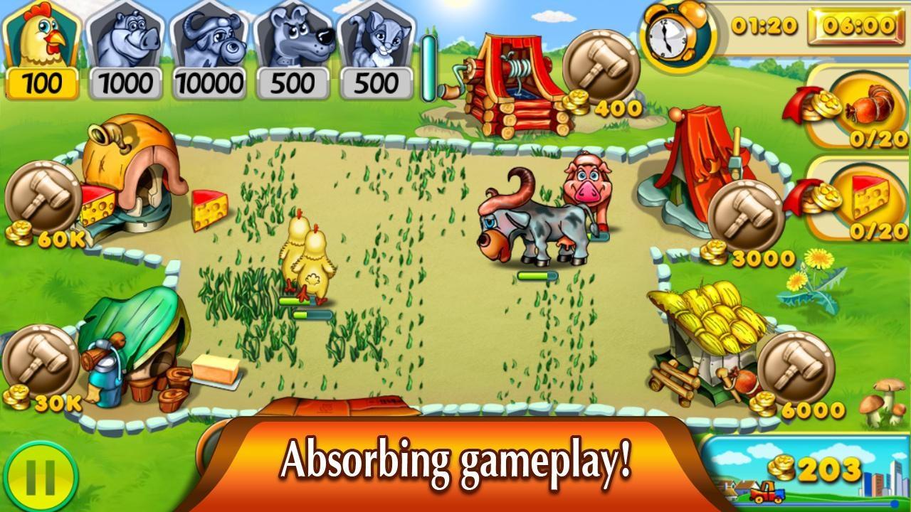 Jolly Days Farm - Imagem 1 do software