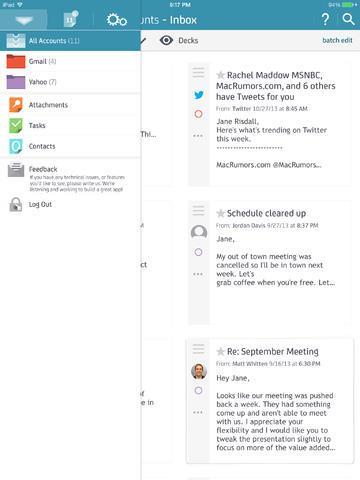 MailDeck - Forward-Thinking Email - Imagem 2 do software