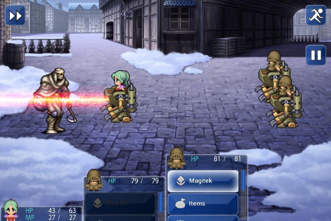 Final Fantasy VI - Imagem 1 do software