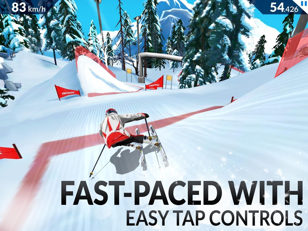 FRS Ski Cross - Imagem 1 do software