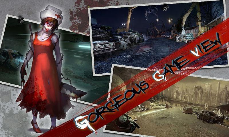Blood Zombies HD - Imagem 1 do software