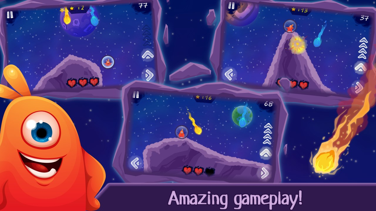 POiSE: Space Adventure - Imagem 1 do software