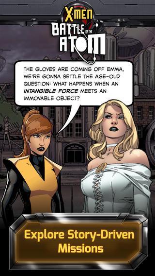 X-Men: Battle of the Atom - Imagem 1 do software