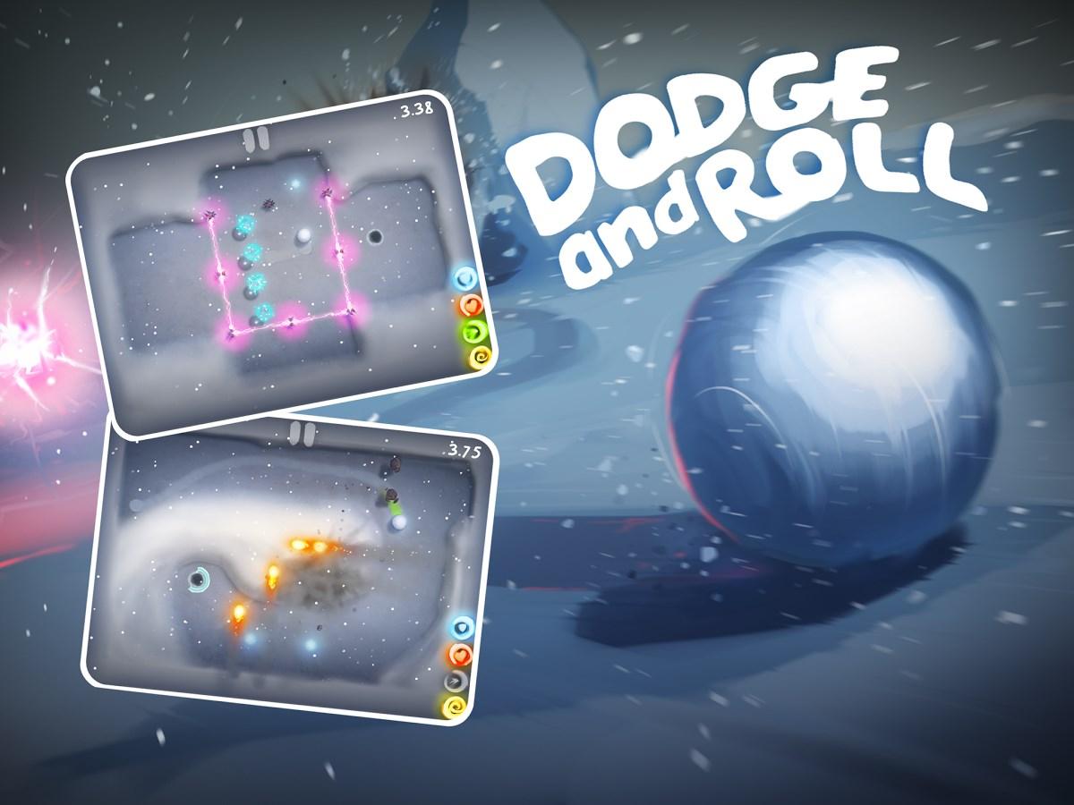 Dodge & Roll - Imagem 1 do software