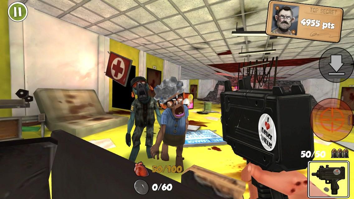 Rage Against The Zombies V1 - Imagem 1 do software