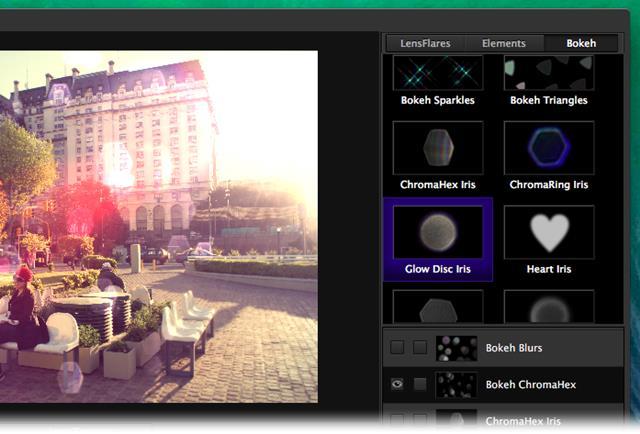 LensFlare Studio - Imagem 2 do software