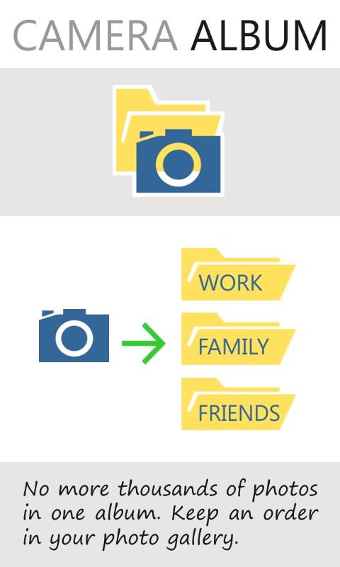 Camera Album - Imagem 1 do software