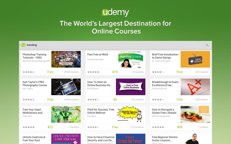 Udemy - Imagem 1 do software