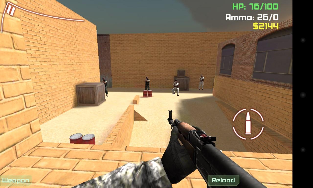 Sniper Duty: Terrorist Strike - Imagem 1 do software