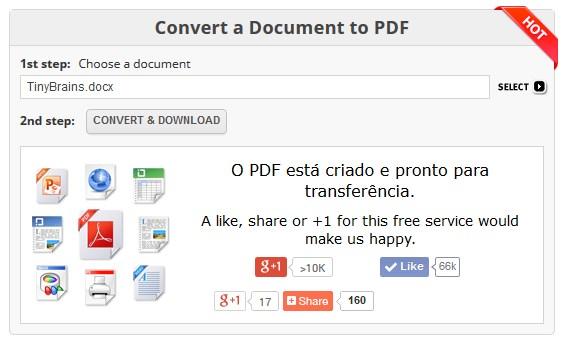 Online Document Converter to PDF