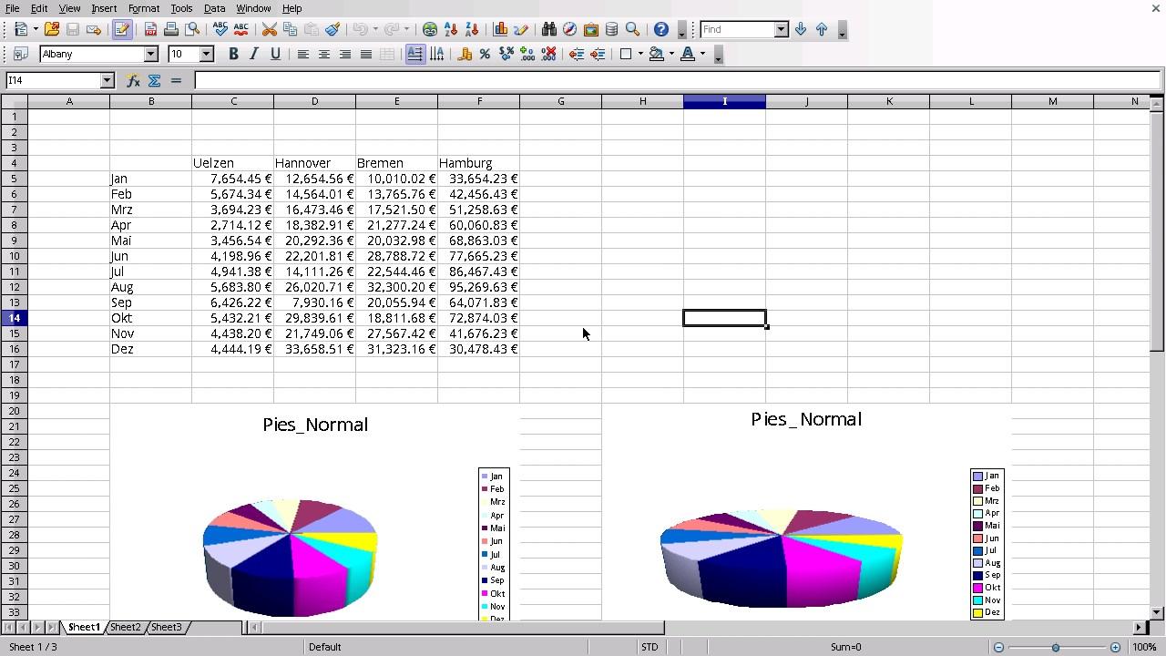 AndrOpen Office - Imagem 1 do software