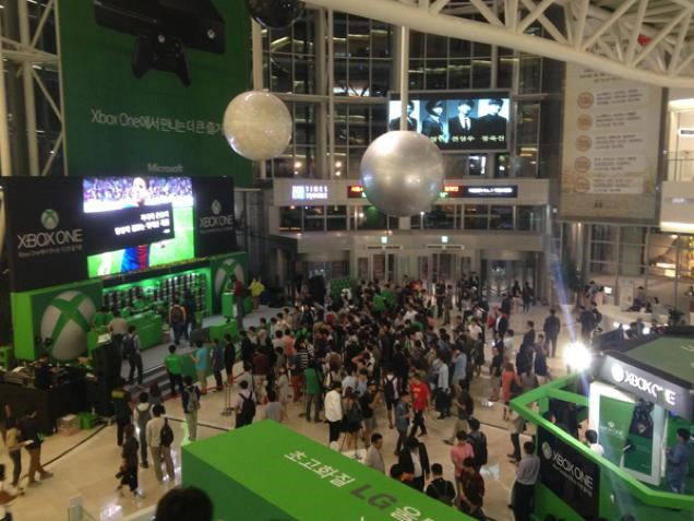 Xbox One não emplaca em seu lançamento na Coreia do Sul