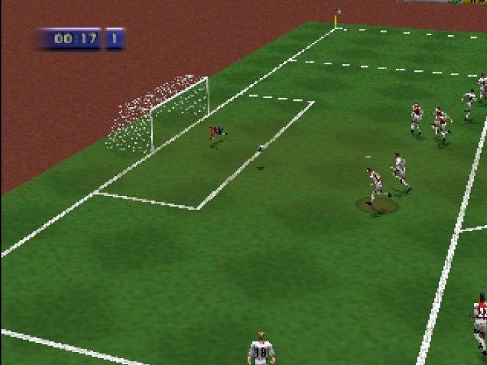 FIFA 64 (1997) (Nintendo 64) | Capa: Bebeto | Narração e comentários: John Motson, Andy Gray e Des Lynam