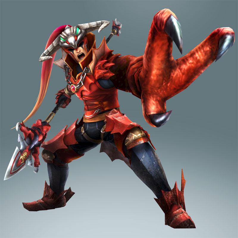 Trailer mostra a jogabilidade de Wizzro em Hyrule Warriors