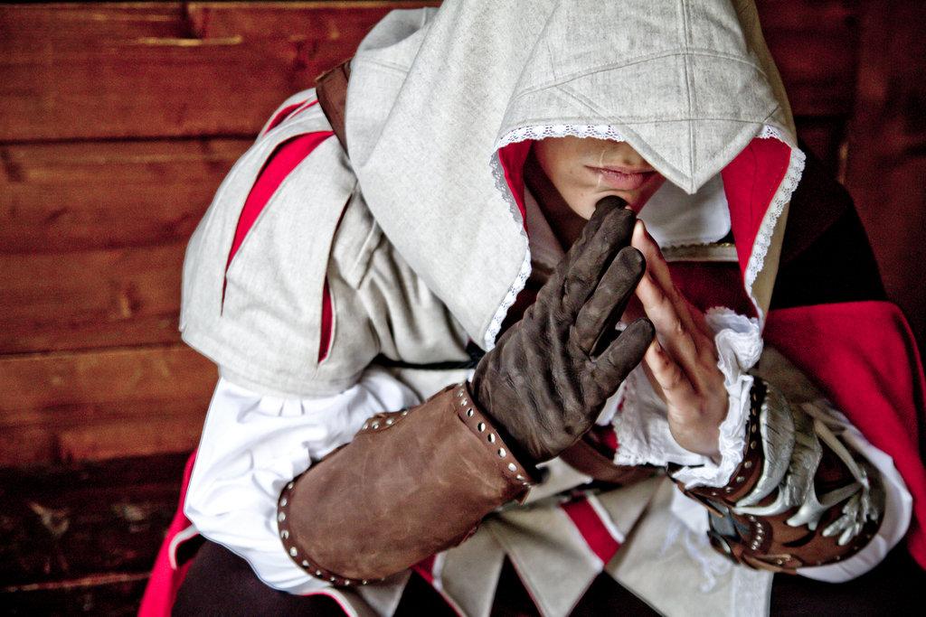 Heróis de Assassin's Creed inspiram seleção de cosplays [galeria]