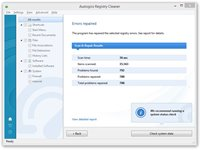 Imagem 6 do Auslogics Registry Cleaner