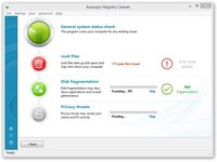 Imagem 7 do Auslogics Registry Cleaner