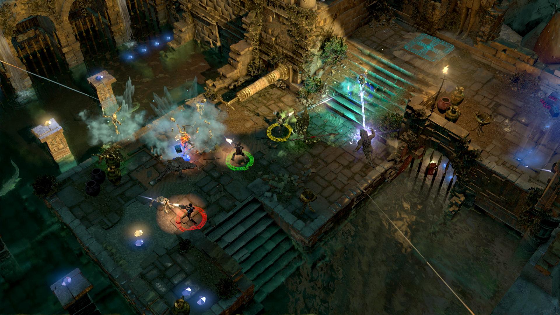 Lara Croft and the Temple of Osiris ganha novo trailer e imagens