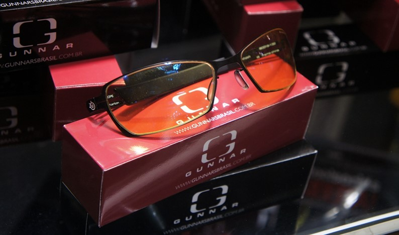BGS 2014: conheça a Gunnar e seus óculos especiais para o público gamer