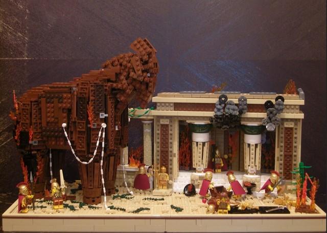8 obras literárias recriadas com LEGO - Mega Curioso