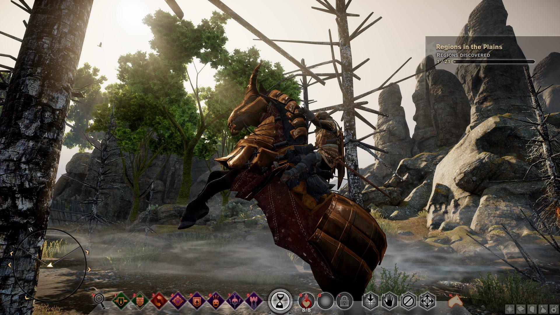 Dragon Age Inquisition: especificações do PC, consoles e novas imagens