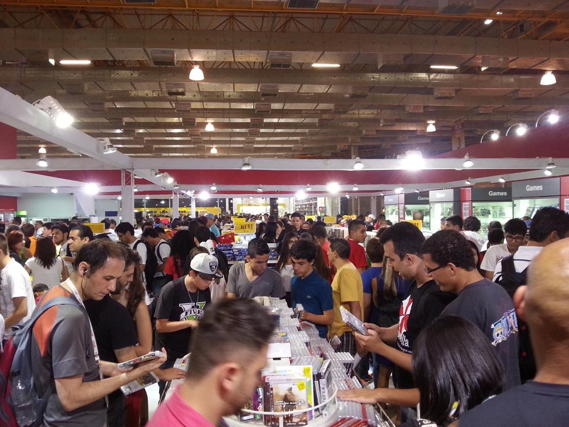Torrando grana na BGS 2014: feira traz promoções a todos os gostos e bolsos