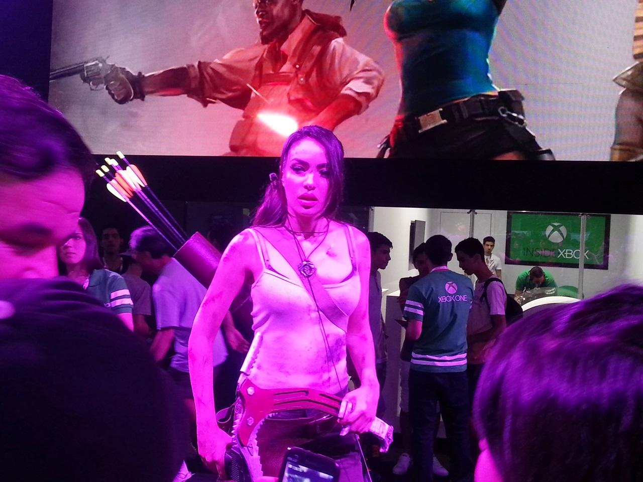 Curta os fantasiados e cosplays do Brasil Game Show 2014 [galeria]