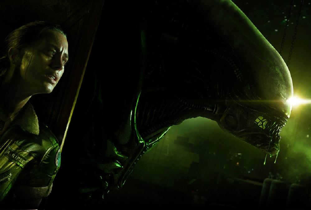 Alien: Isolation - Novas screens