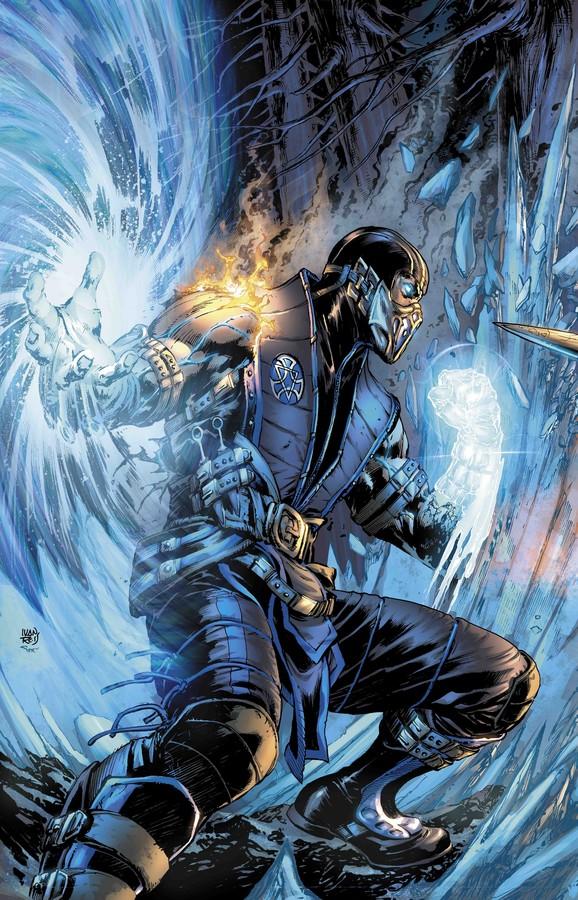 A brutalidade de Mortal Kombat X também vai invadir o mundo dos quadrinhos