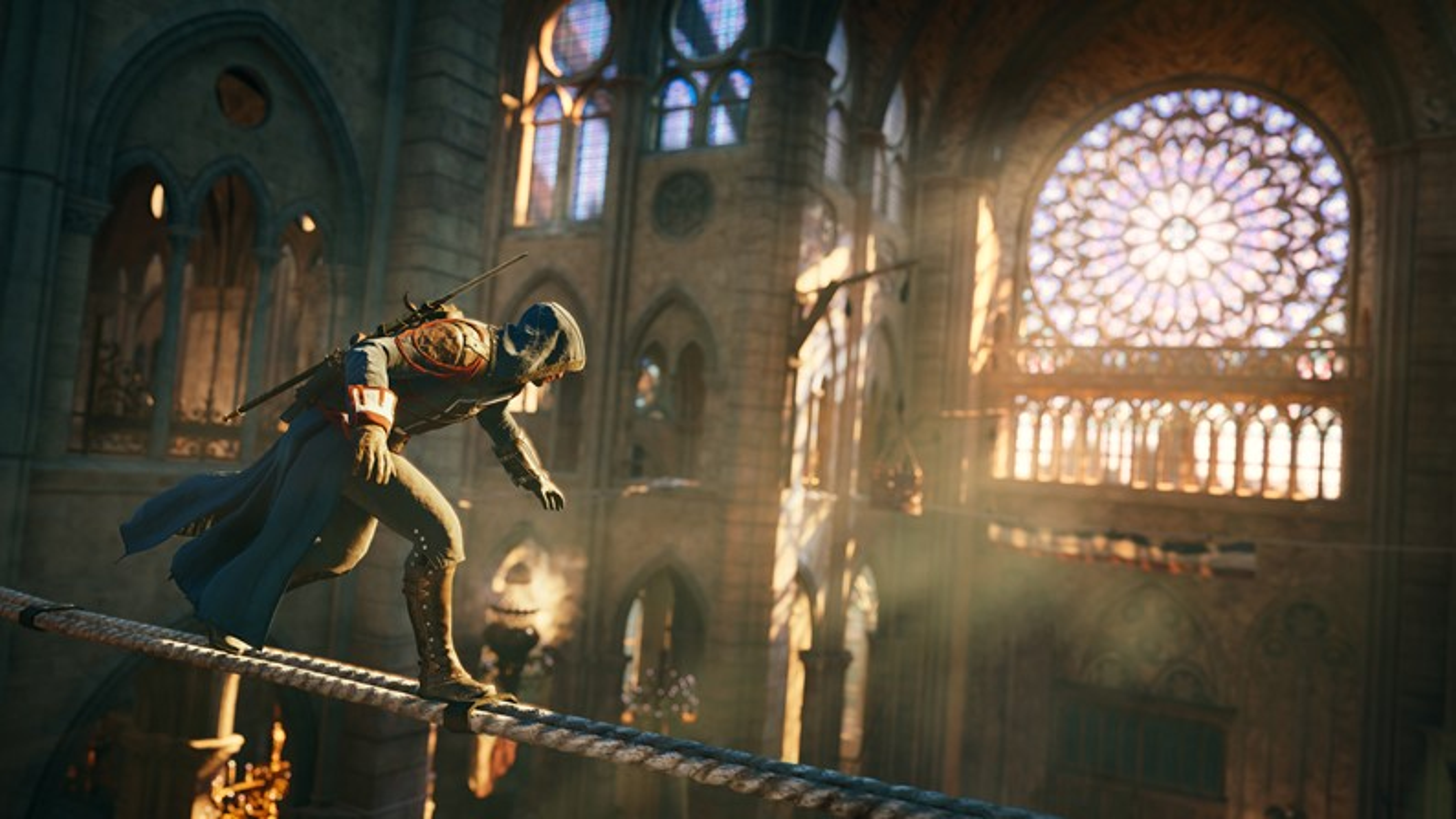 Assassin's Creed Unity - Trailer da história e screens