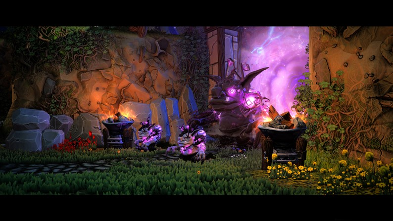 Project Spark Trailer & Screens