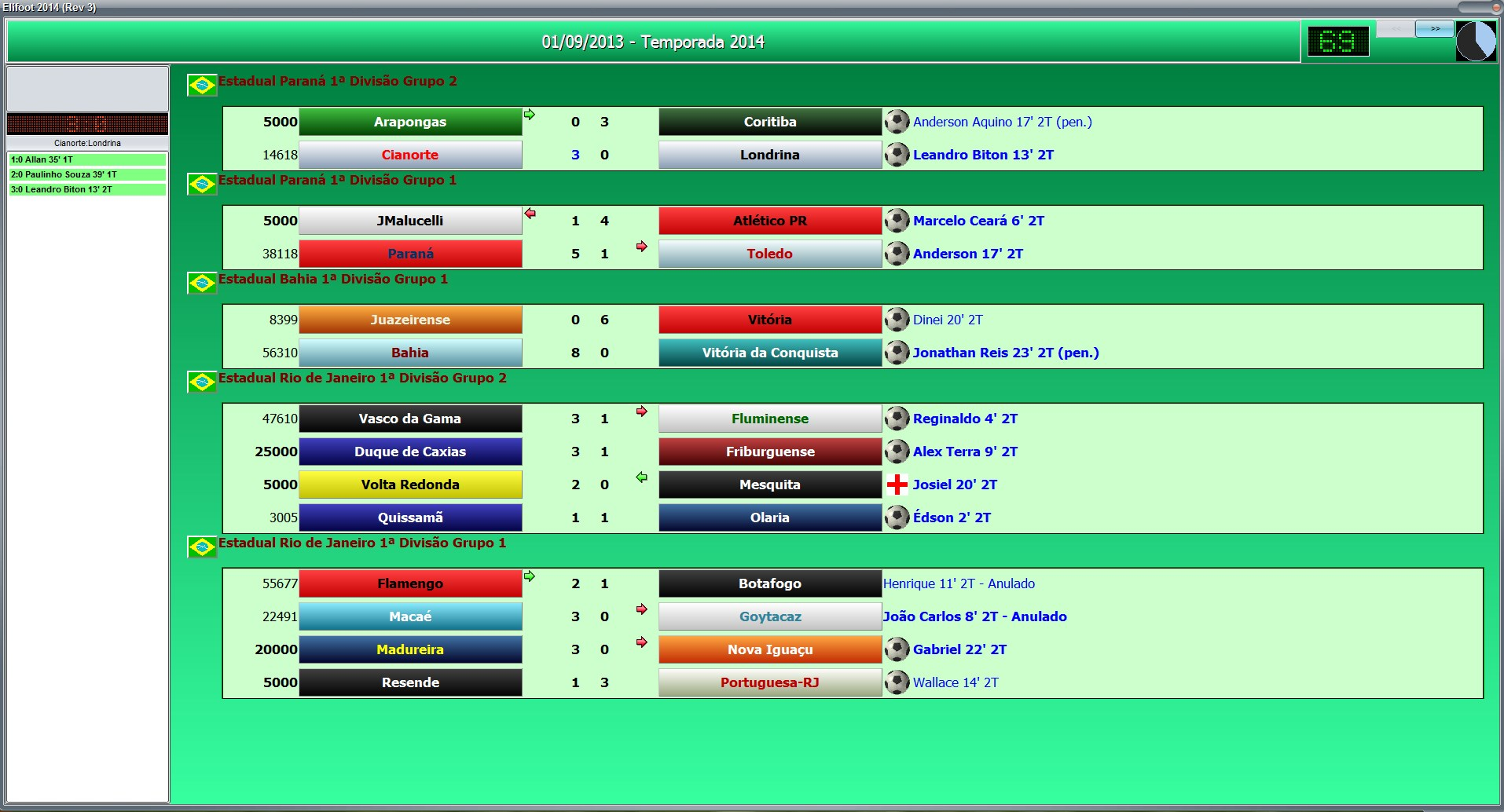 elifoot 2013 completo para android