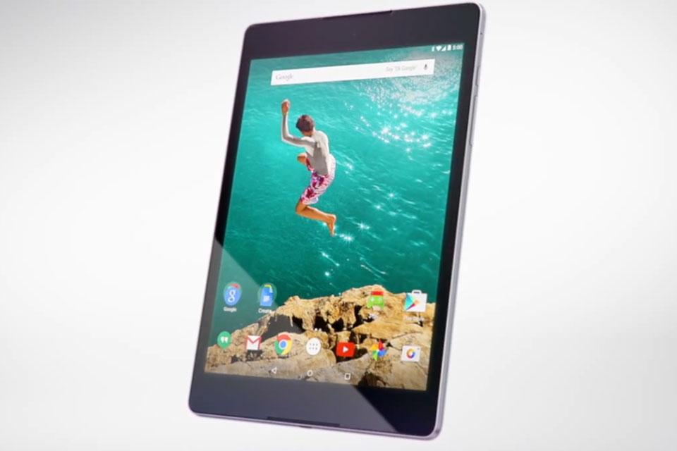 Tudo sobre o HTC Nexus 9, novo tablet da Google com processador Tegra K1