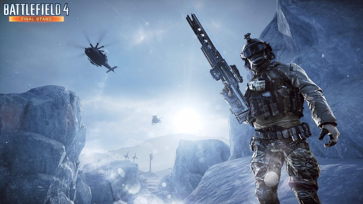 DLC Final Stand de Battlefield 4 volta ao ambiente de testes do jogo