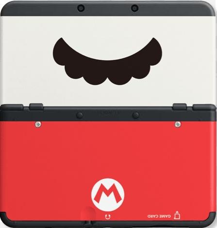 Nintendo revela segunda leva de proteções traseiras para o New Nintendo 3DS