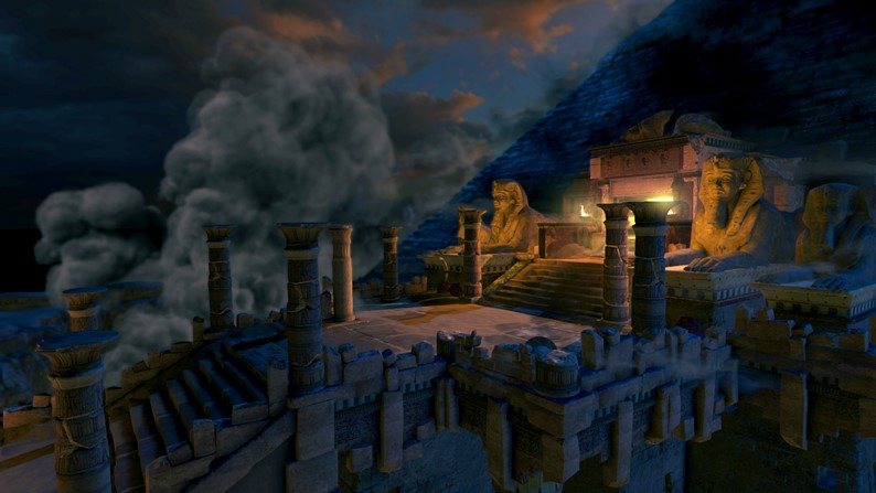 Lara Croft and The Temple of Osiris First Developer Diary