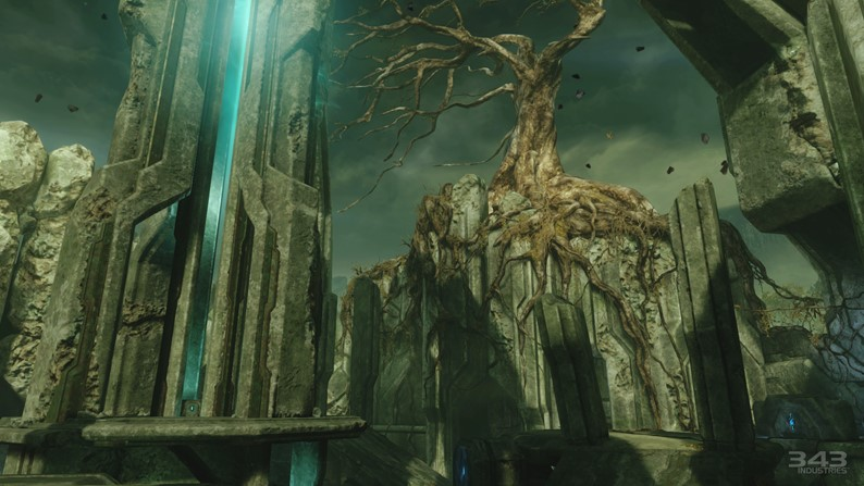 Halo: The Master Chief Collection ~ Warlock 1080p/60fps B-Roll footage