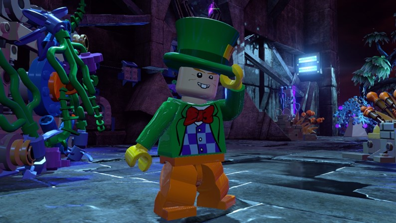 LEGO Batman 3 trailer