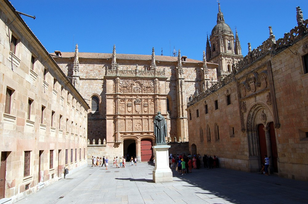 Faculdade teol gica cristo reina cursos livre as 10 universidades mais antigas do mundo venha - Fotos universidad de salamanca ...