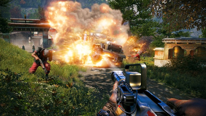 Far Cry 4 'Survive Kyrat' Trailer