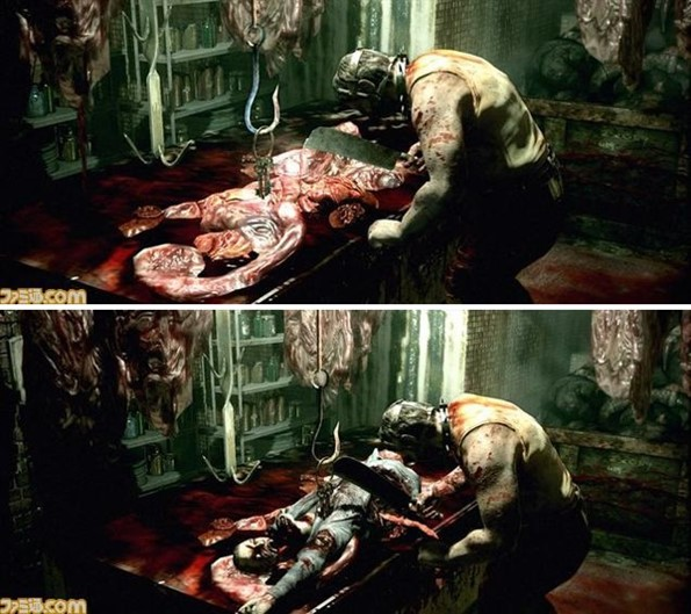 Versão japonesa de The Evil Within continua censurada no Gore Mode DLC